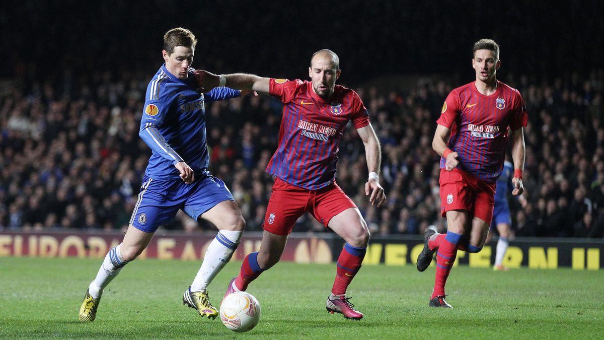 Latovlevici ve Fernando Torres