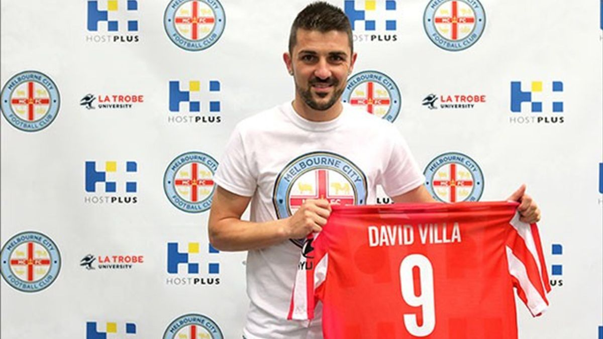 Давид Вилья