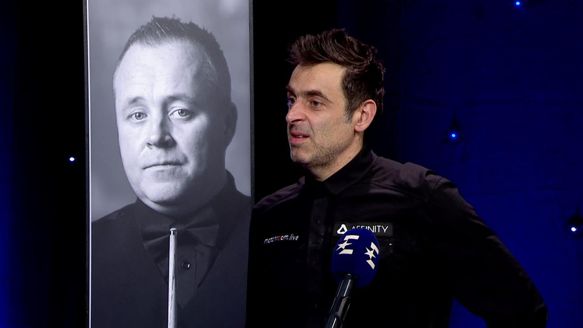 Northern Ireland Open - O'Sullivan's Interview
