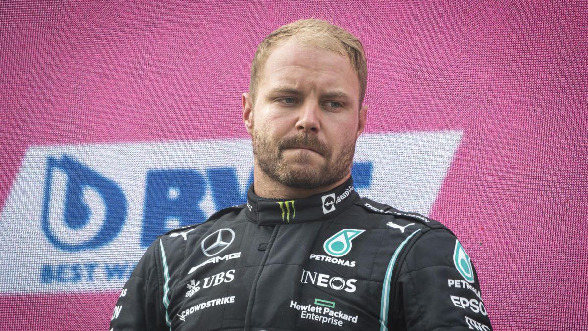 Valtteri Bottas beim GP von Österreich