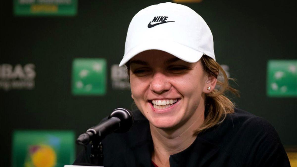 Simona Halep, numărul 2 WTA