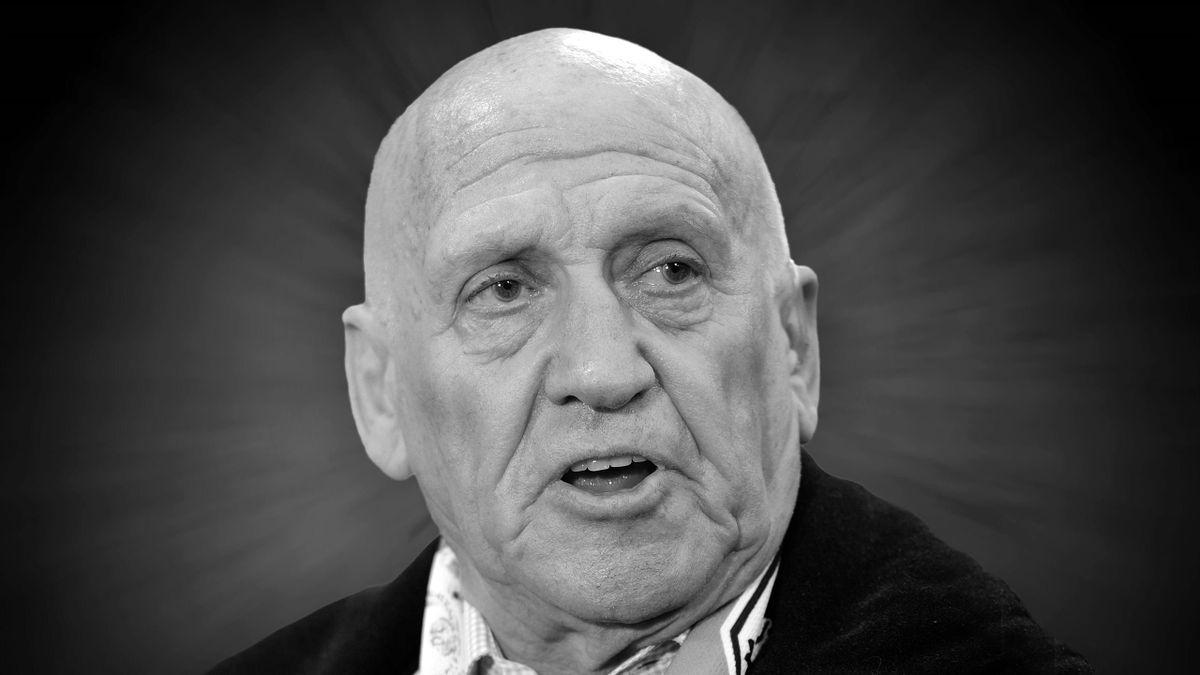 Peter Grosser wurd 82 Jahre alt
