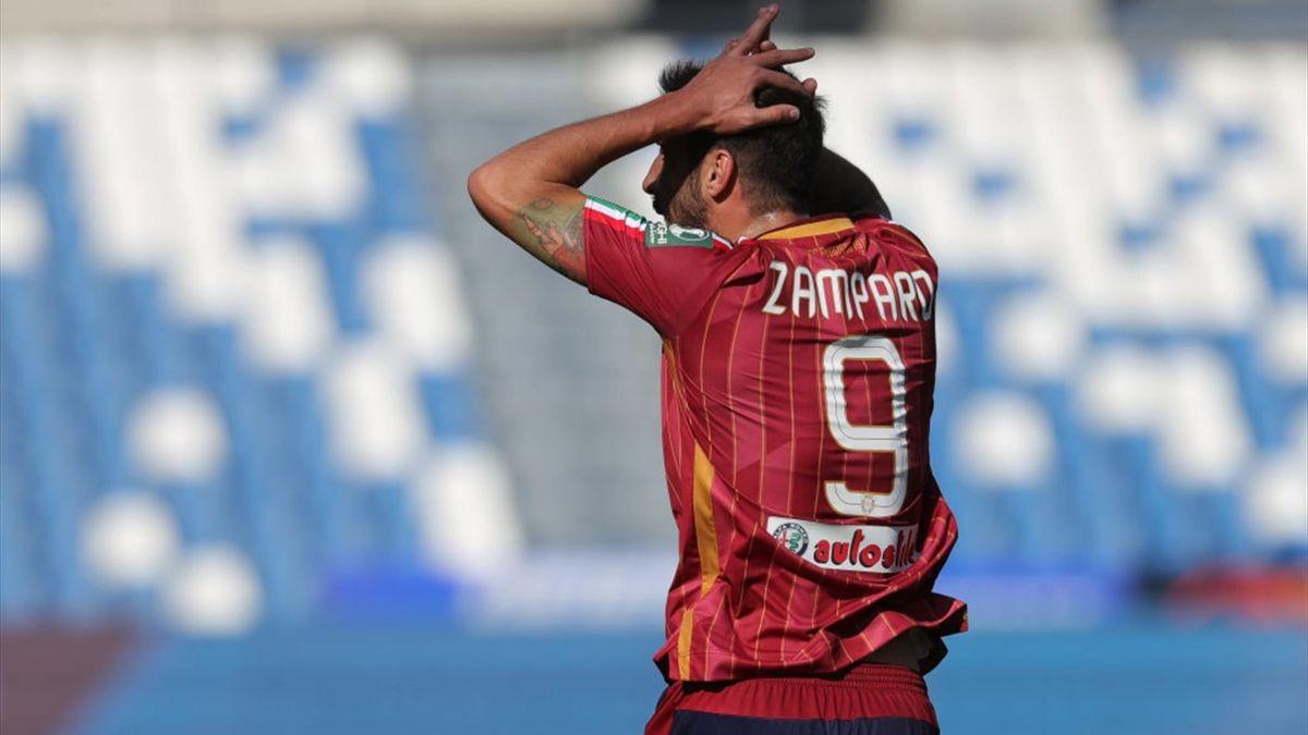 Luca Zamparo - Reggiana - Serie B 2020-2021