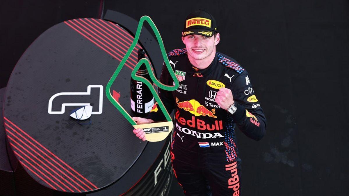 Max Verstappen - GP Stiria Mondiale F1 2021