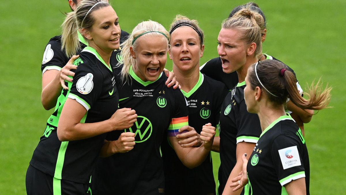Wolfsburg jubelt über Essen