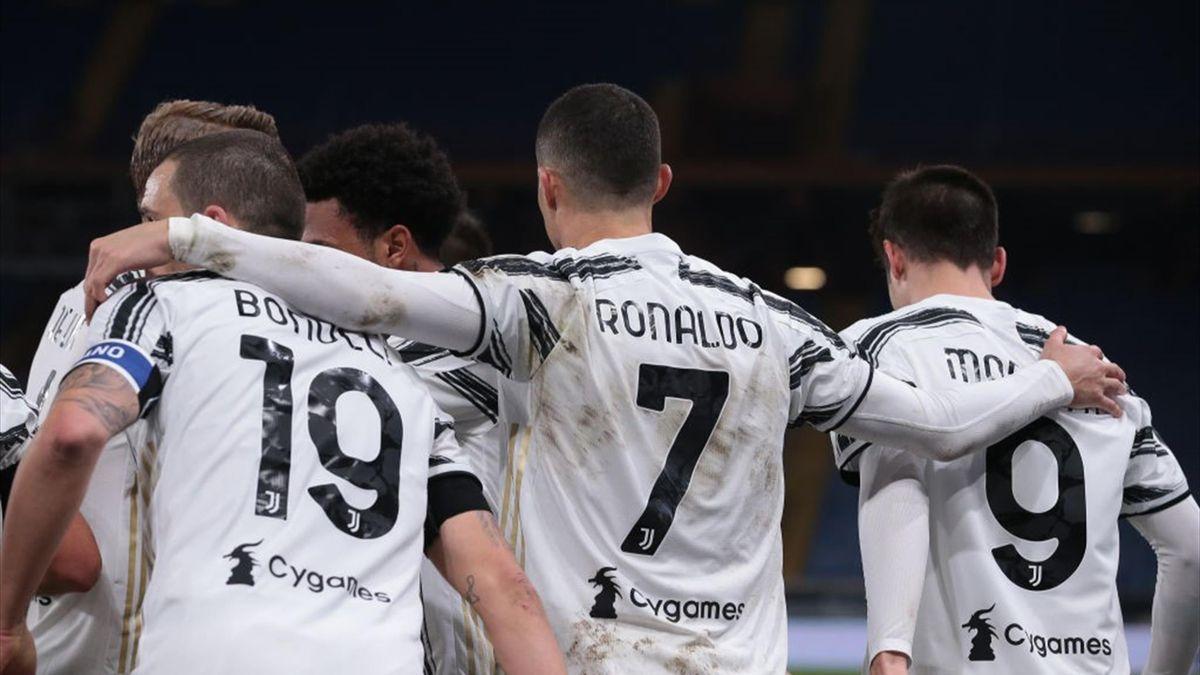 Cristiano Ronaldo - Genoa-Juventus - Serie A 2020/2021 - Getty Images