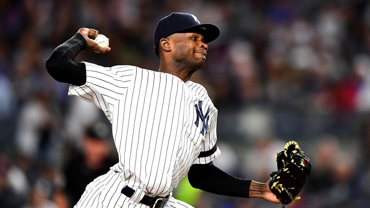 Domingo German - New York Yankees