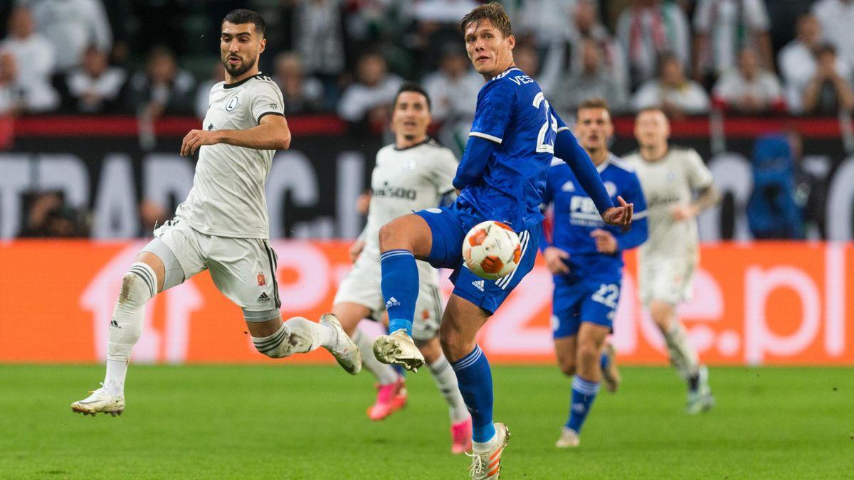 Mahir Emreli (Legia Varșovia-Leicester City)