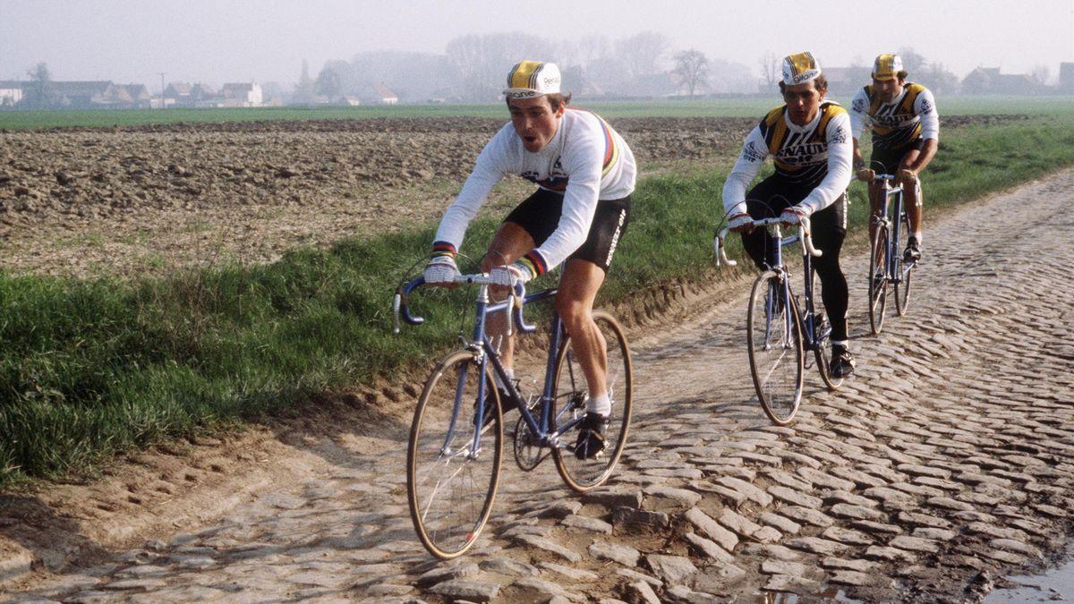 Bernard Hinault - Paris-Roubaix 1981