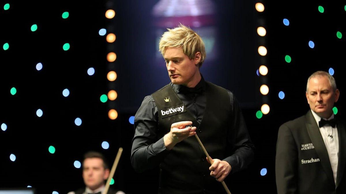 Uk Championship Snooker 2021