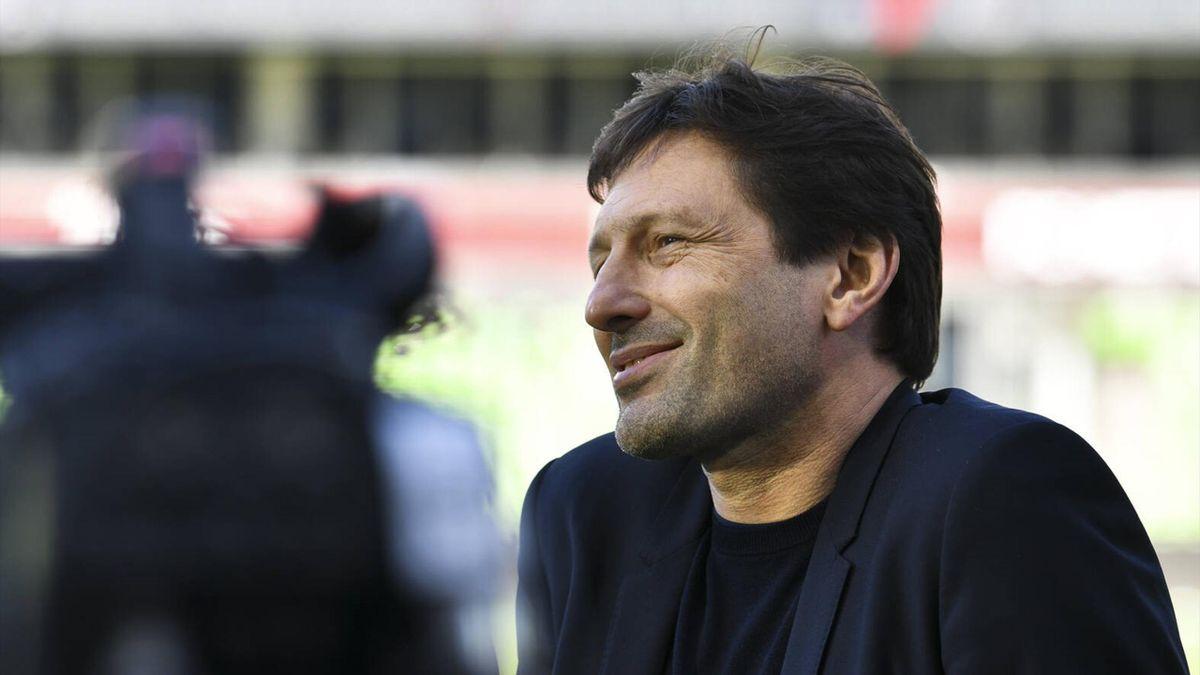 Leonardo, le directeur sportif du PSG