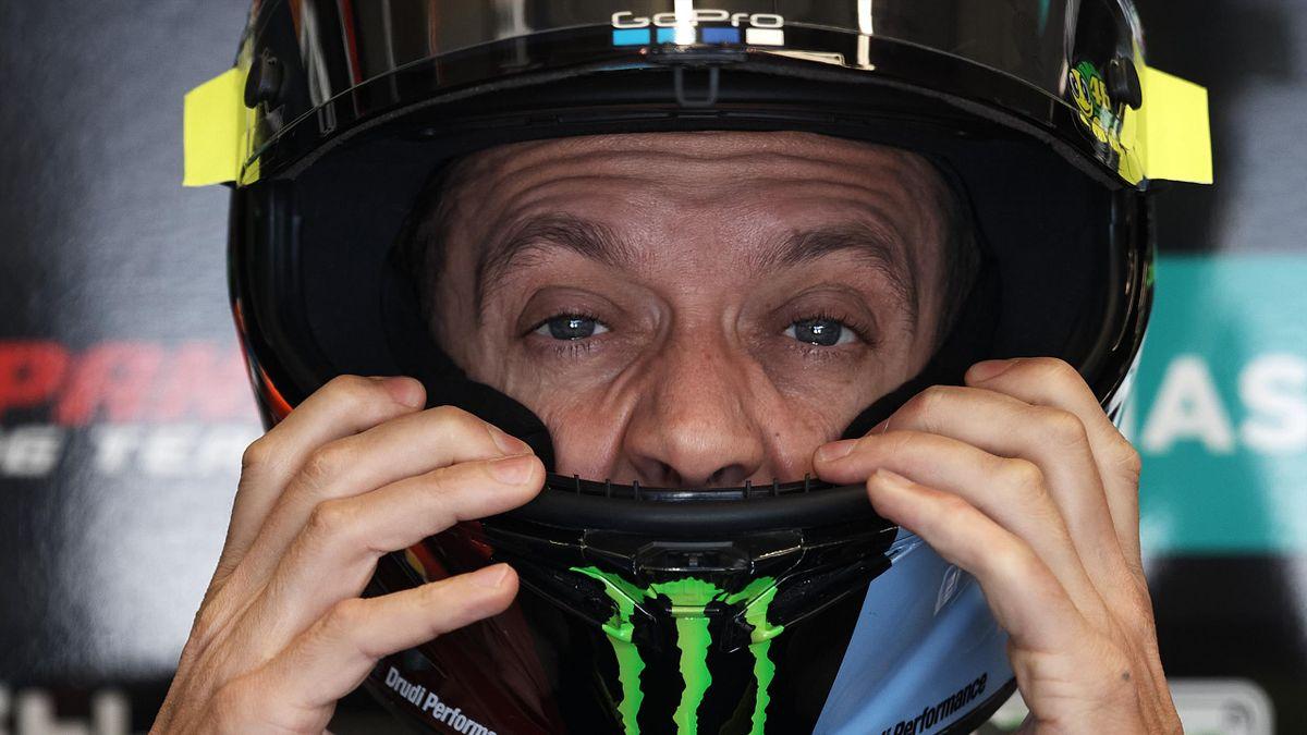 Valentino Rossi, GP Spagna, MotoGP, Getty Images