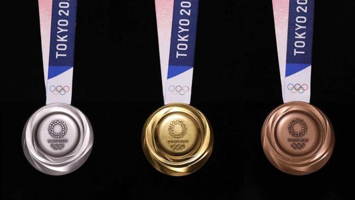 Medaliile de la Jocurile Olimpice din Tokyo 2020