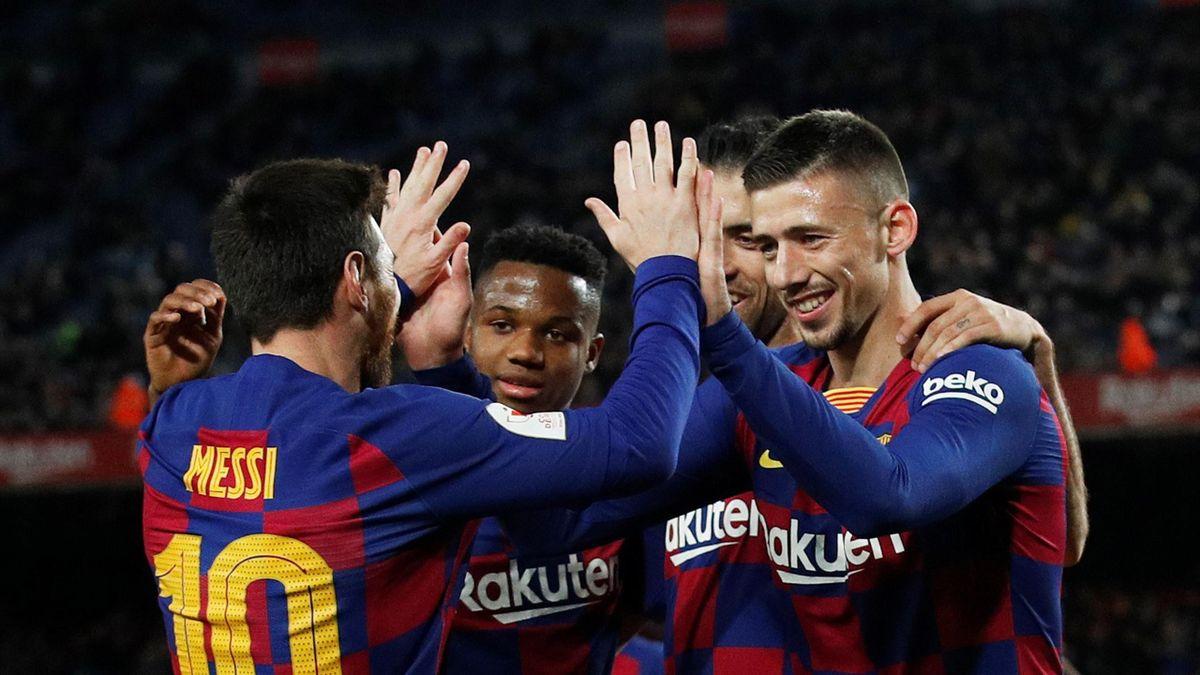 Football news - Lionel Messi nets brace as Barcelona ...