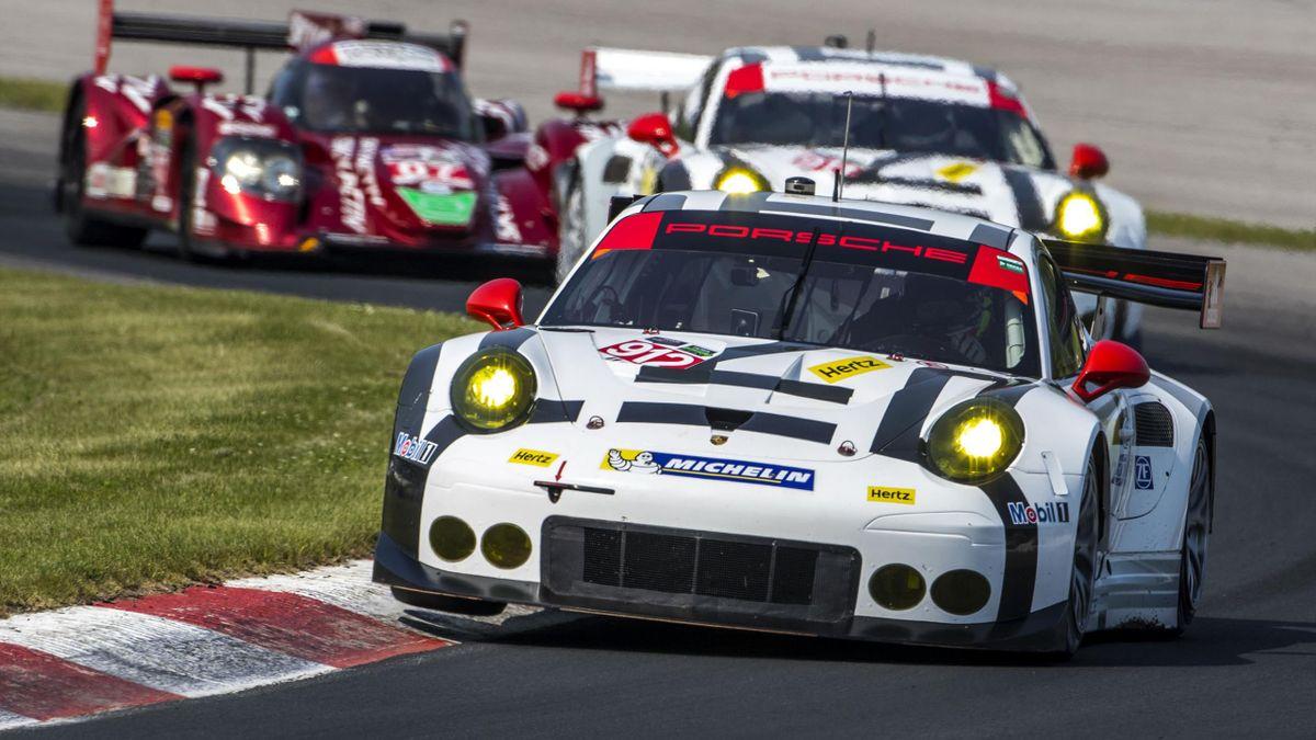 Porsche Mobil 1 Supercup