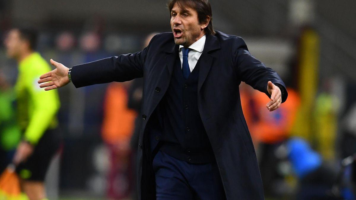 Antonio Conte, Inter-Milan