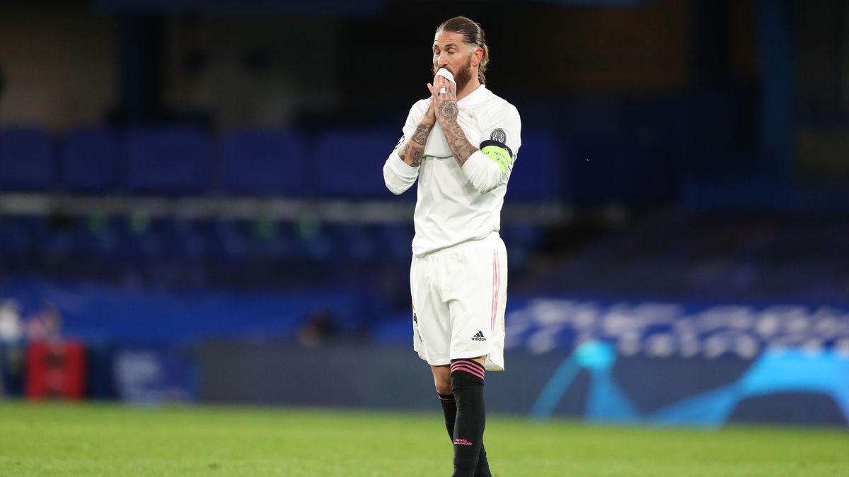 Bittere Verletzung bei Sergio Ramos