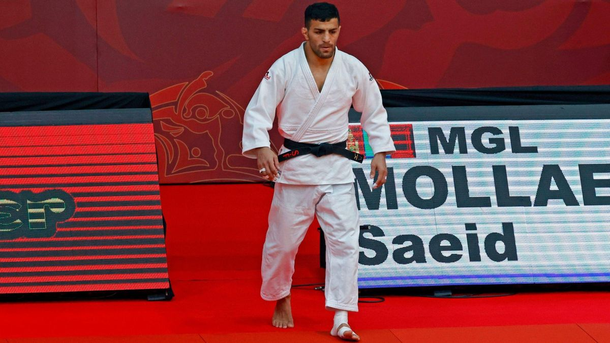 Saeid Mollaei (Mongolie) / Grand Slam de Tel Aviv
