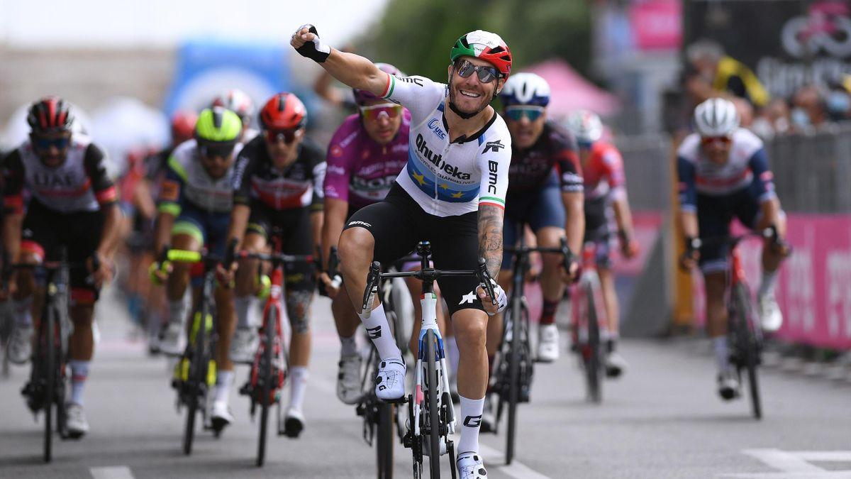 Giacomo Nizzolo - Giro d'Italia
