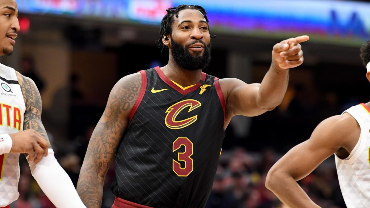 Andre Drummond, Cleveland Cavaliers 2019-20