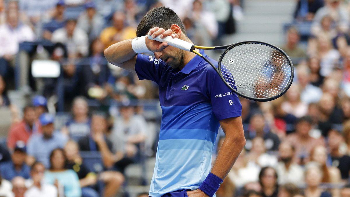 ATP: Novak Djokovic sagt seine Teilnahme beim Tennis-Masters in Indian  Wells ab - Eurosport