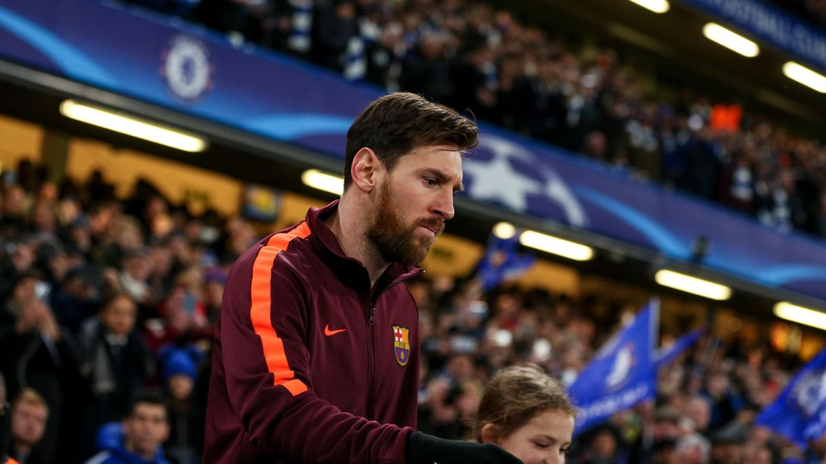 Lionel Messi to Chelsea?