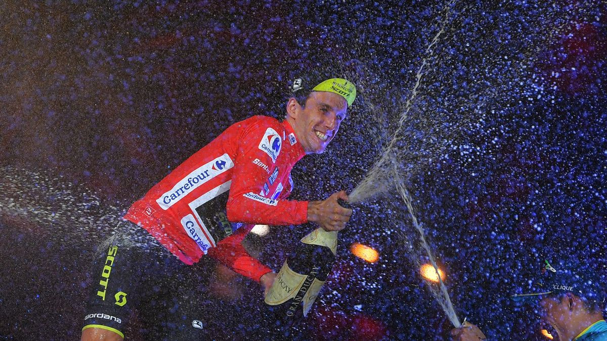 Picture of the year - September 2018 - Cycling - Simon Yates celebrates winning La Vuelta.jpg