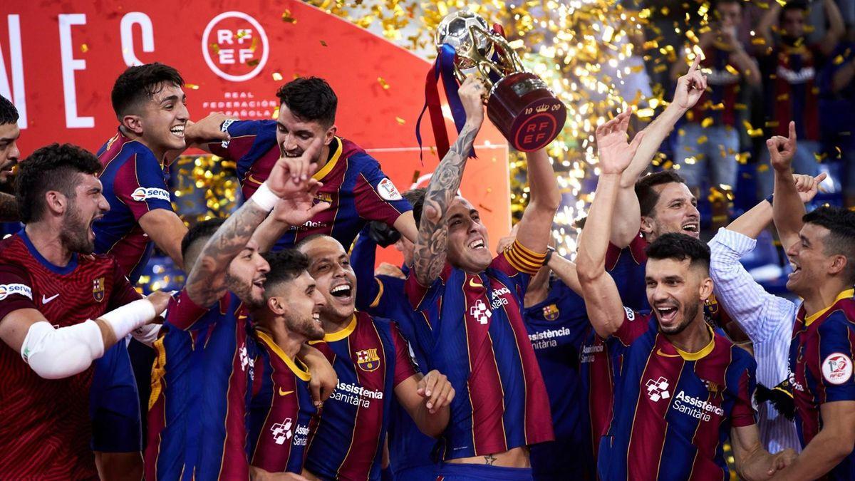 El Barcelona, campeón de liga 2020/2021