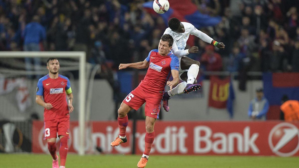 Bourceanu are 7 trofee câștigate cu FCSB
