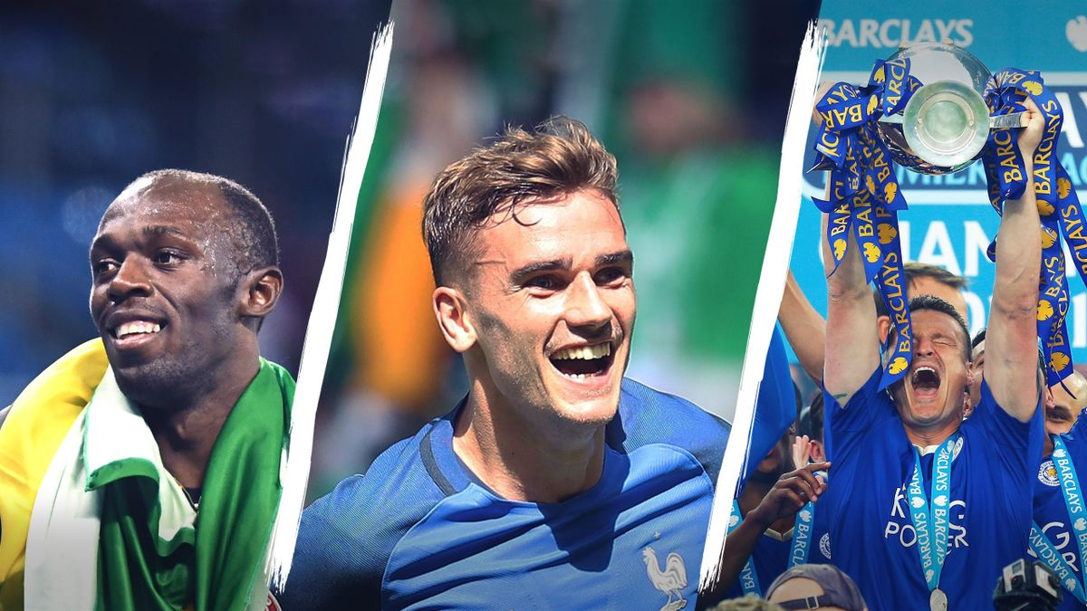 Vos vainqueurs des Eurosport Awards