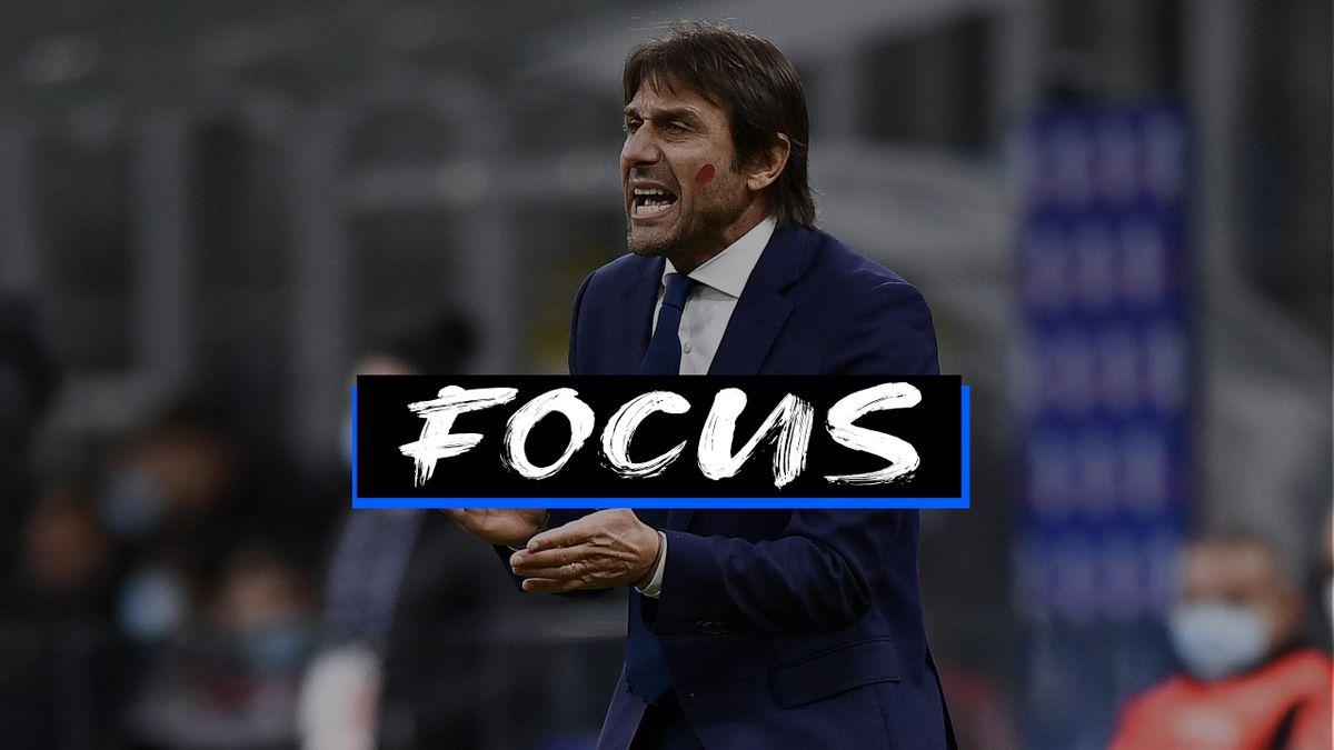 Focus: Antonio Conte e i problemi ancora irrisolti dell'Inter