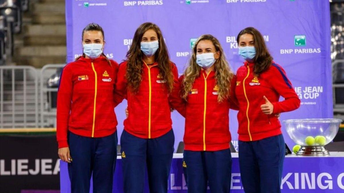 România - Fed Cup