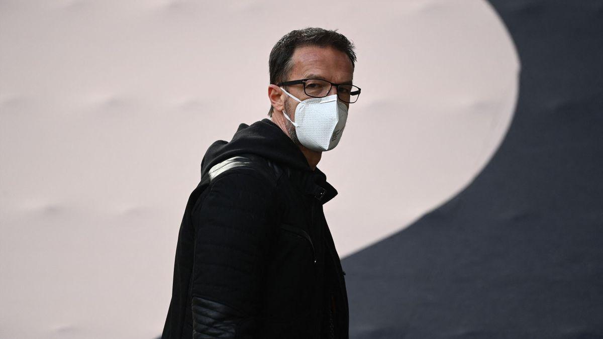 Hertha-Boss Fredi Bobic befürchtet schärfere Einschränkungen
