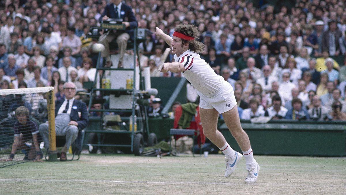 John McEnroe, Wimbledon 1980