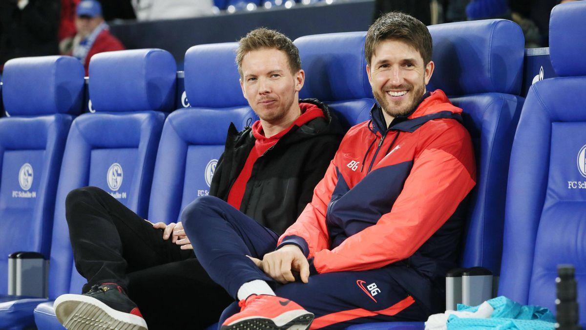 FC Bayern: Toppmöller, Zembrod und Glück - das sind die Co-Trainer von Julian Nagelsmann - Eurosport