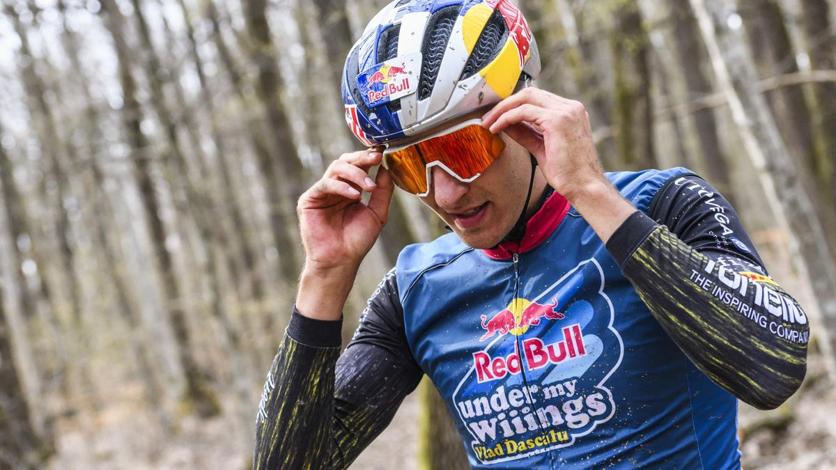 Vlad Dascălu - Red Bull