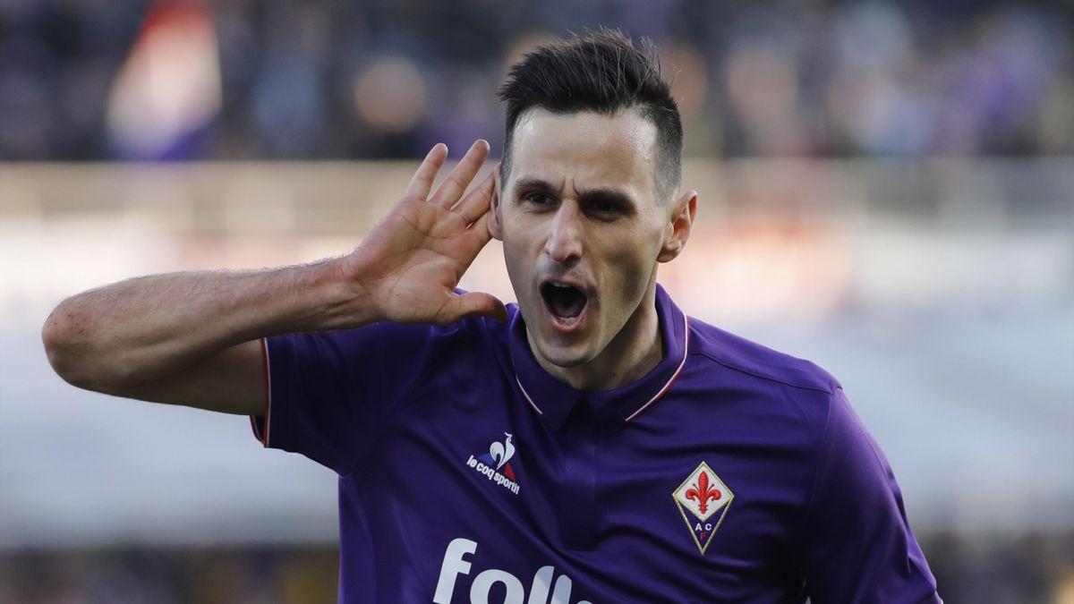 Nikola Kalinic, Fiorentina, Serie A 2016-17 (LaPresse)