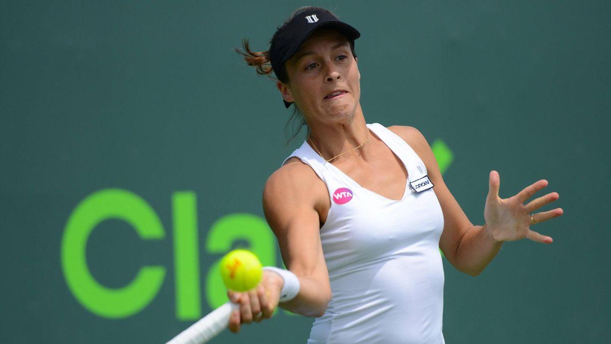 Tatjana Maria zieht in Luxemburg eine Runde weiter