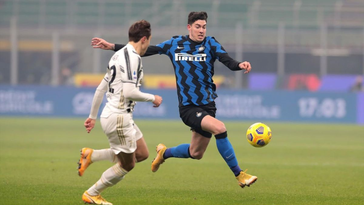 Bastoni, Chiesa - Inter-Juventus - Serie A 2020/2021 - Getty Images