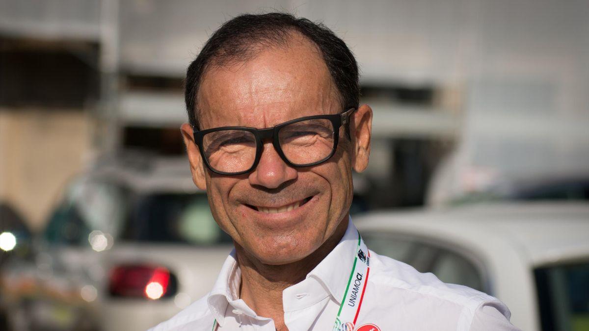 Davide Cassani a Cittadella