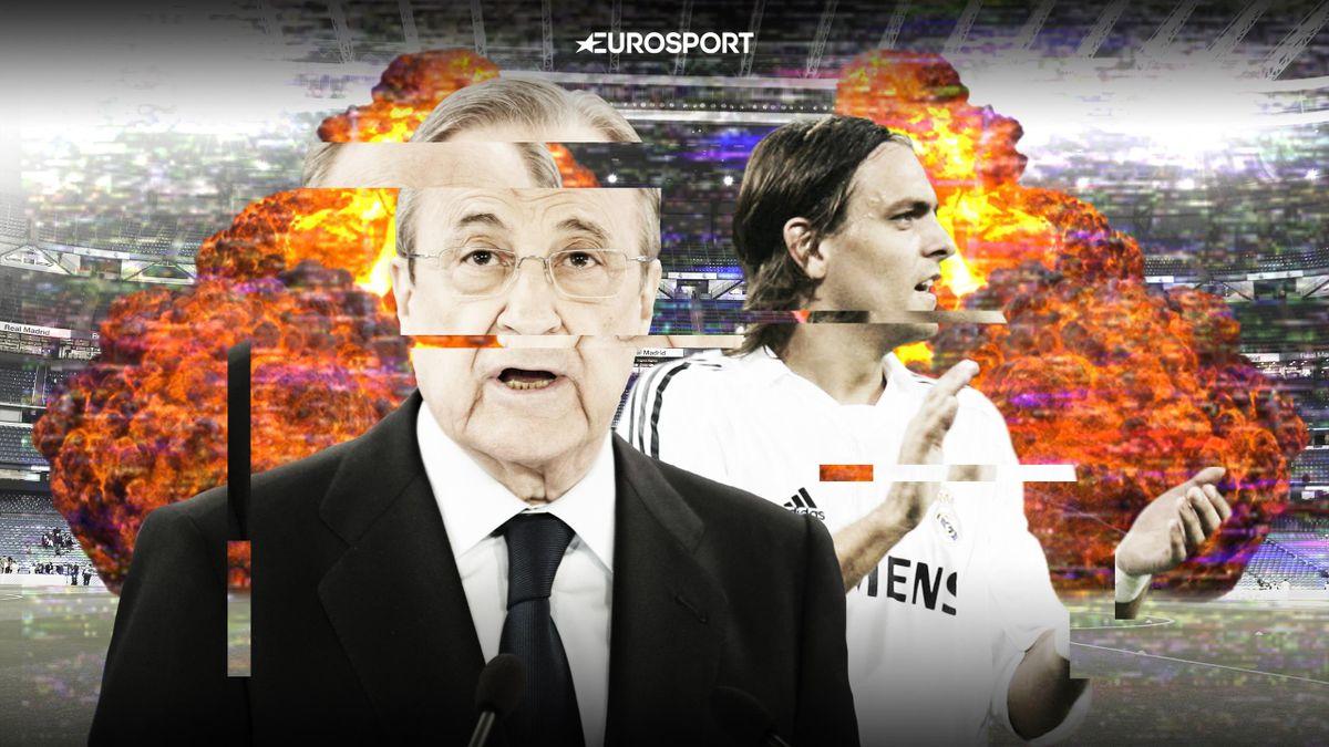 Вудгейт выдал худший дебют в истории «Реала». А теперь возглавил родной клуб вместо Батистуты