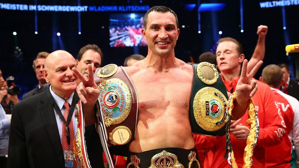 Wladimir Klitschko wurde in die Hall of Fame des Boxens aufgenommen
