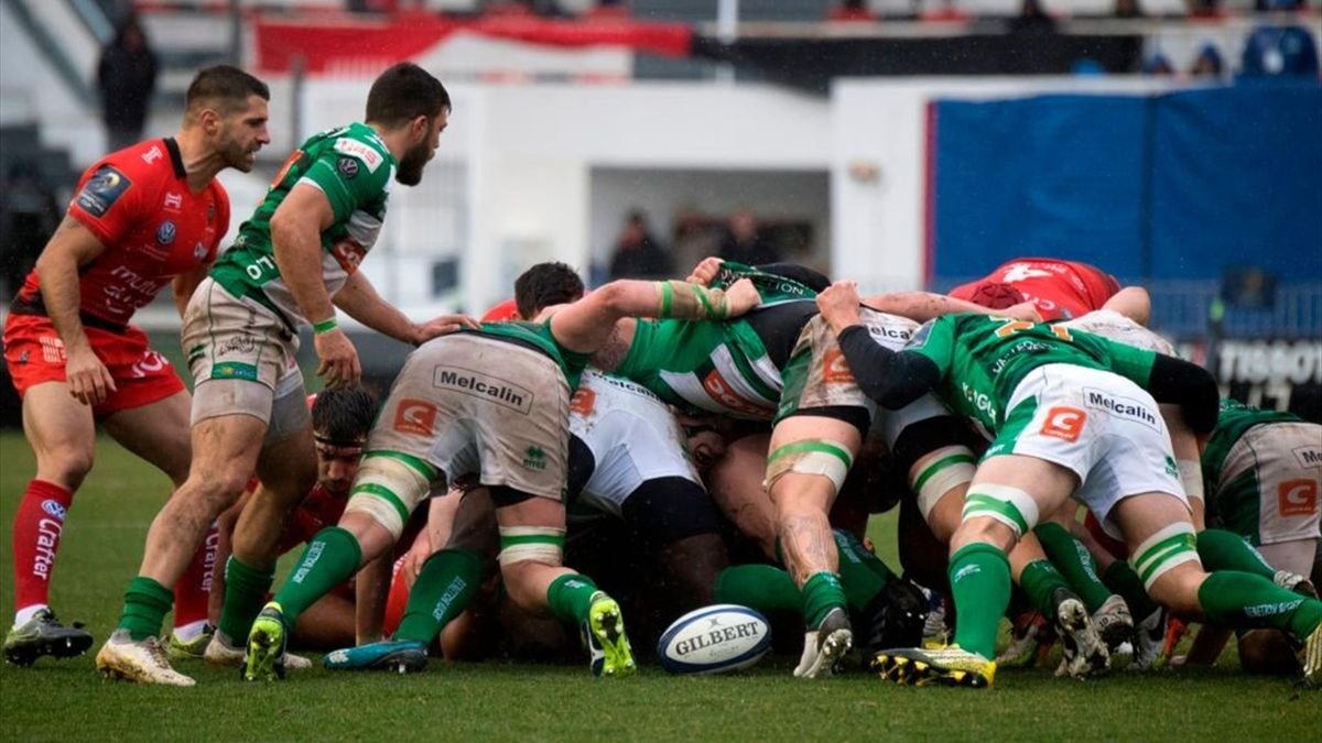 RC Toulon-Benetton Treviso - Champions Cup rugby 2018 - Getty Images
