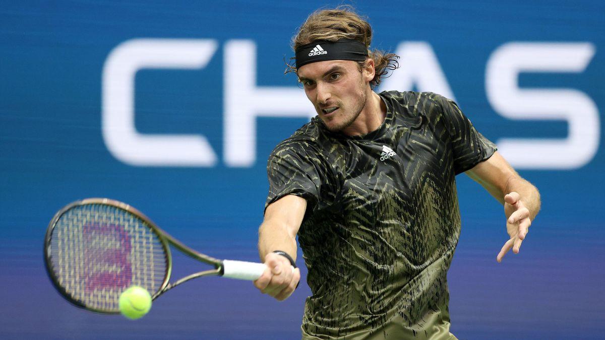 Stefanos Tsitsipas | Tennis | US Open 2021 | ESP Player Feature