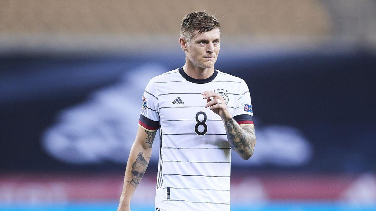 Toni Kroos musste noch vor dem ersten WM-Qualifikationsspiel abreisen