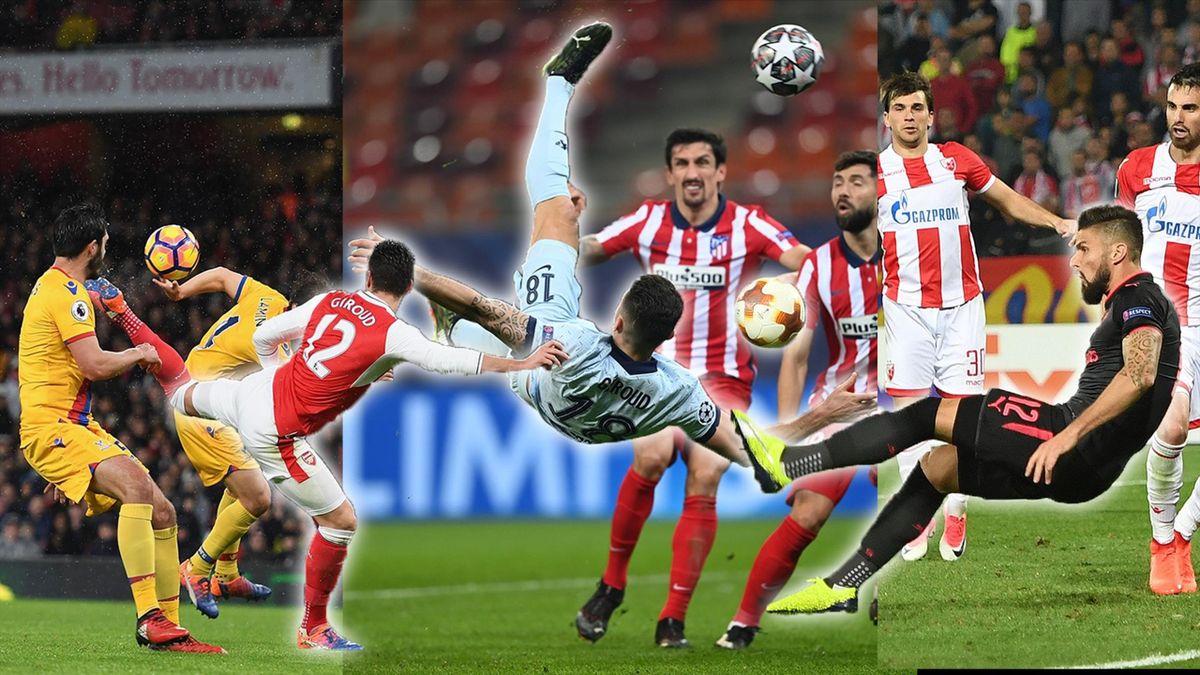 Giroud gol