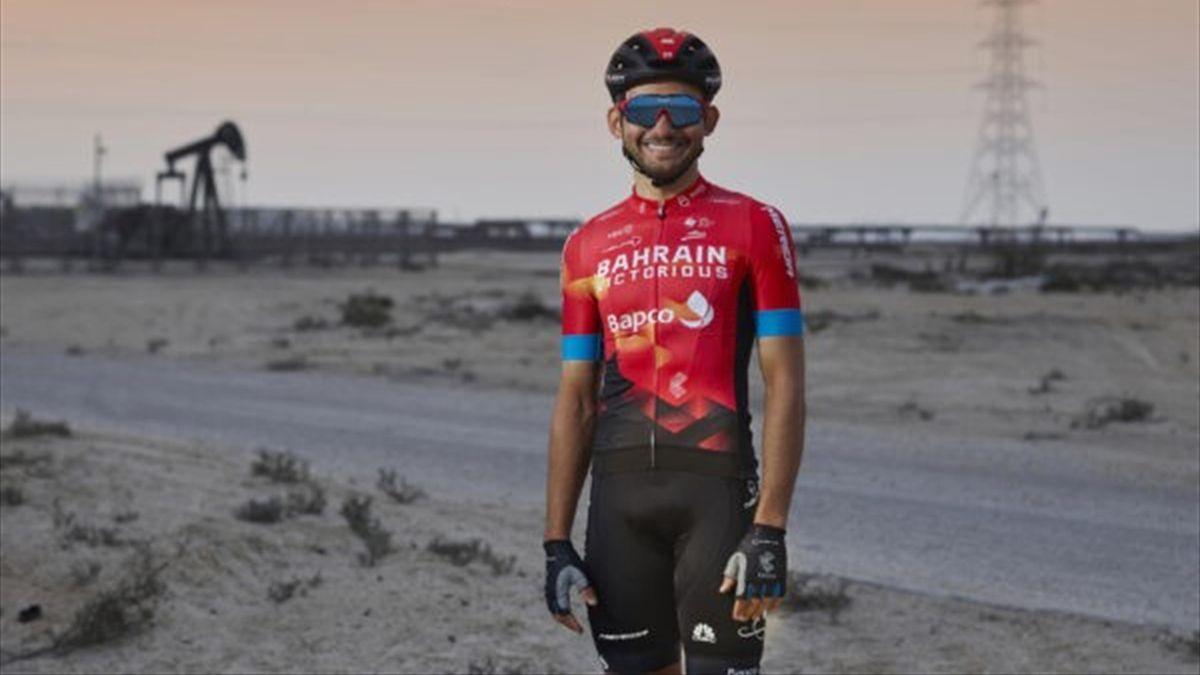 Bahrain Victorius, equipo de Mikel Landa para 2021