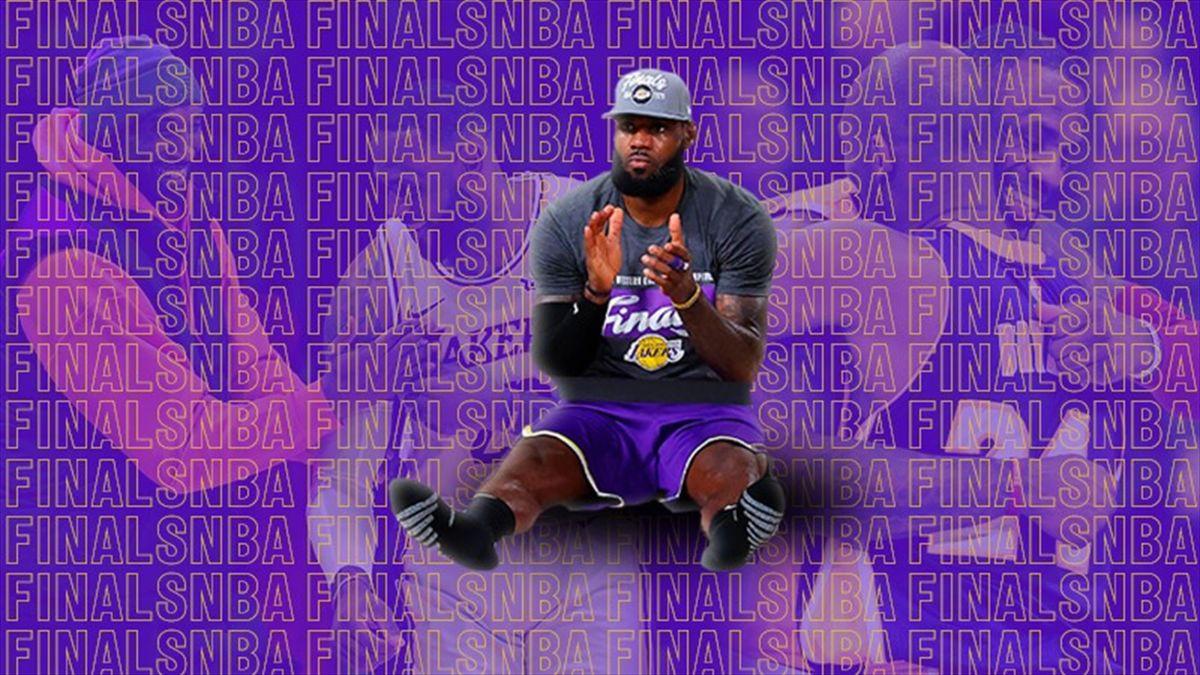 LeBron James, un anello per i Lakers e per Kobe Bryant
