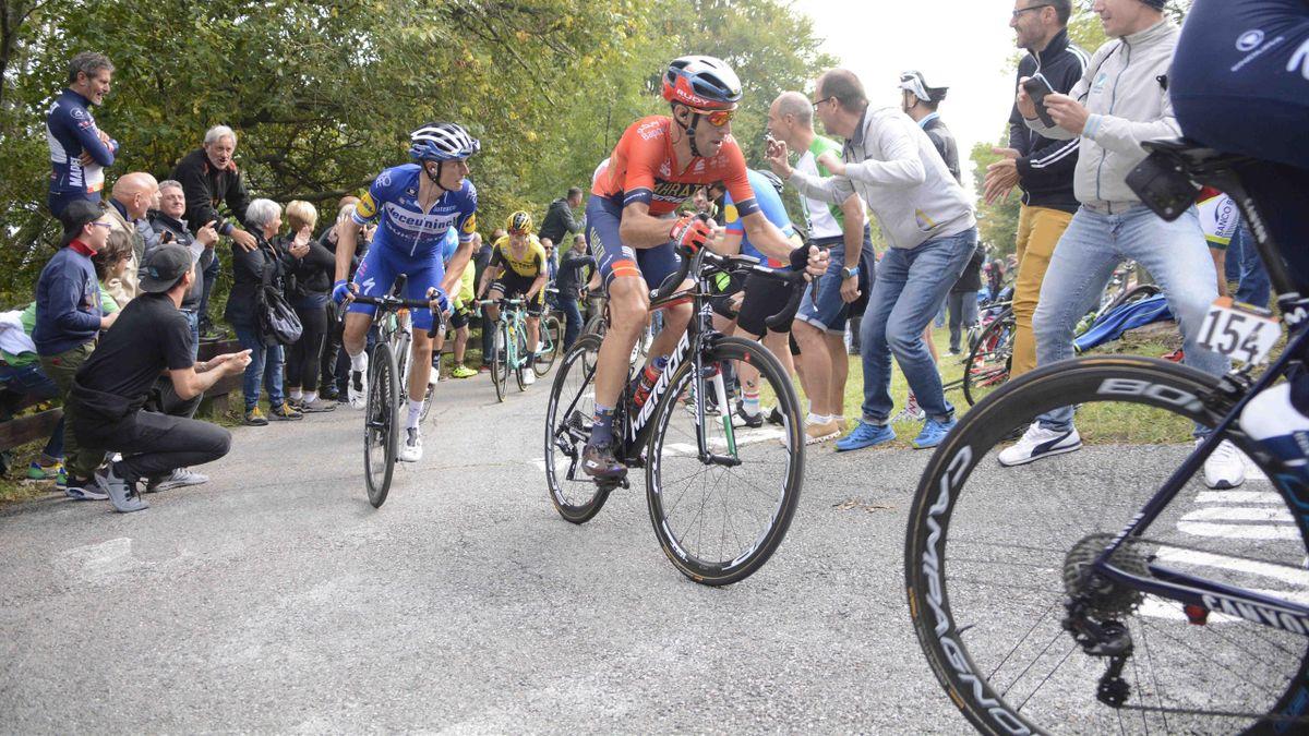 Nibali - Giro di Lombardia 2019 - Imago pub not in FRA