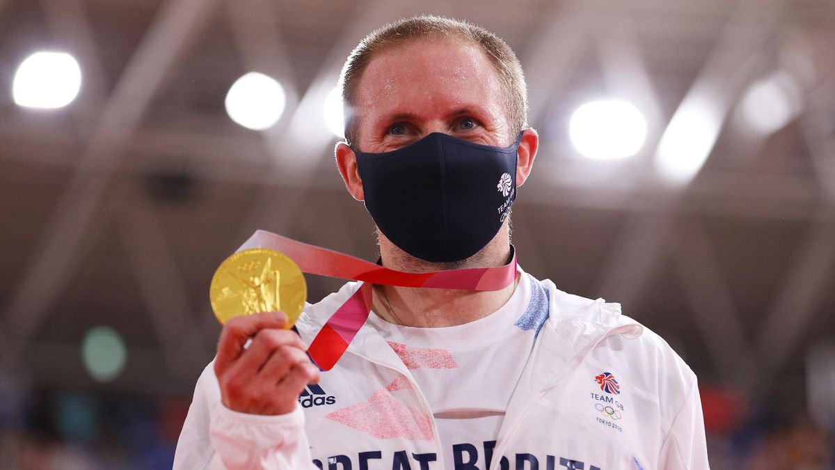 'Absolutely remarkable' – Kenny collects seventh Olympic gold